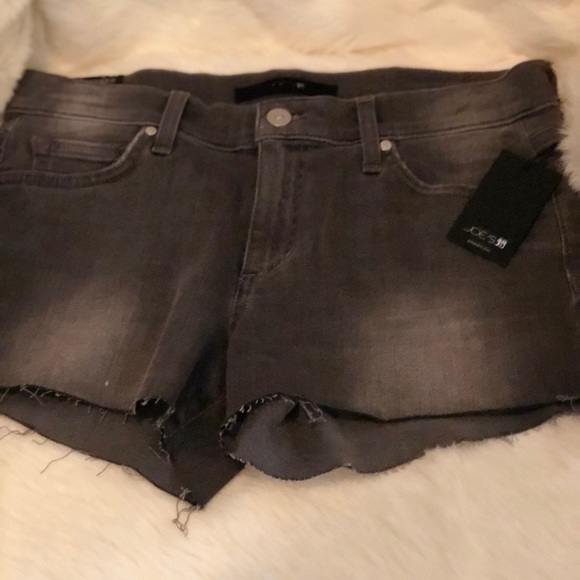 Joe's Jeans Pants - Joe's Jeans Gray Womens Easton Cut Off Shorts